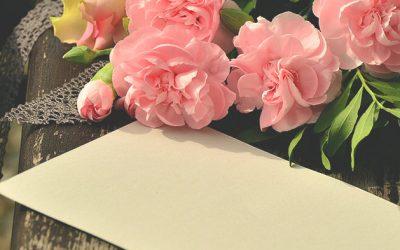 Писмо до теб, любов.